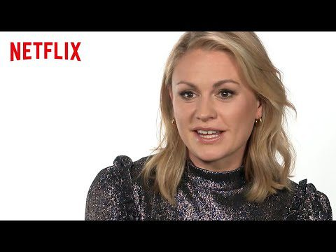 Entertainment: The Irishman's Anna Paquin on Working With Scorsese | Netflix