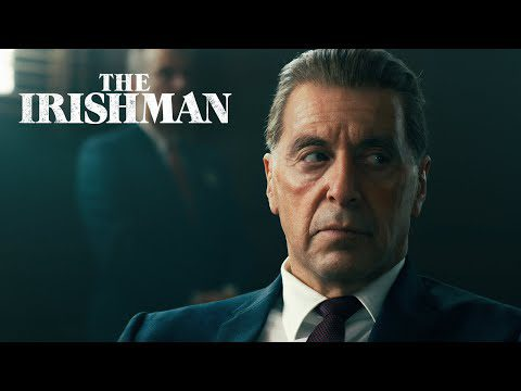 Entertainment: The Irishman | Al Pacino | Netflix