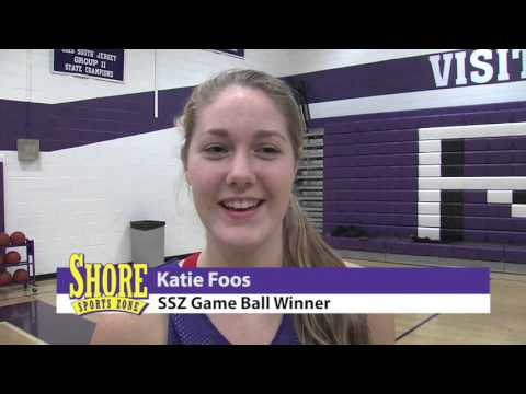 JSZ Report: Katie Foos SSZ Game Ball
