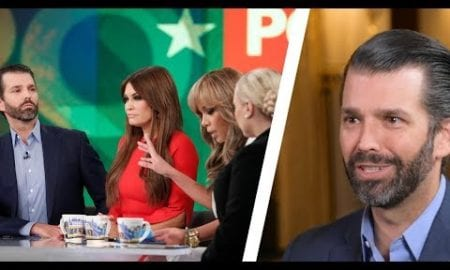 Don Jr.  Reveals What Happened Behind The Scenes During 'The View' Interview