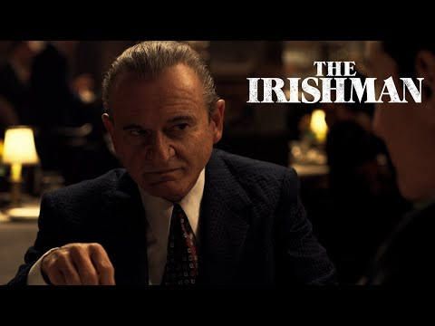 Entertainment: The Irishman | Joe Pesci | Netflix