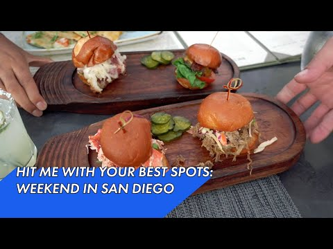 Travel: How to Spend a Weekend in San Diego – Travel Channel
