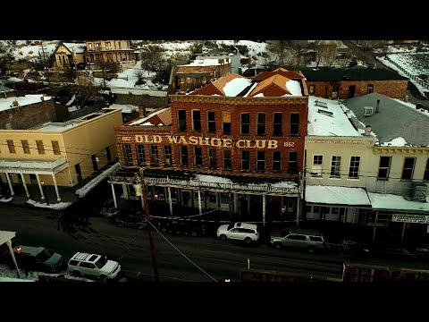 Travel: Ghost Adventures: Revisiting the Washoe Club – Travel Channel