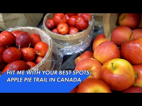 Travel: 7 Delicious Stops on Canada's Apple Pie Trail – Travel Channel