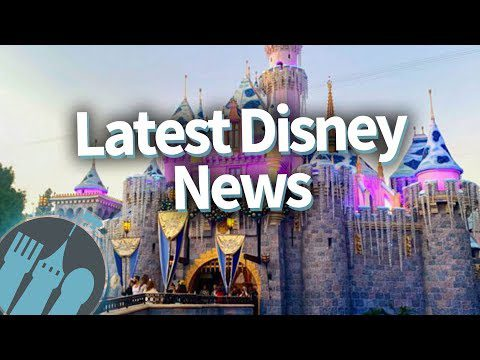 Latest Disney Parks News: My Disney Experience Updates, Tron Coaster Progress & Hotel Discounts!