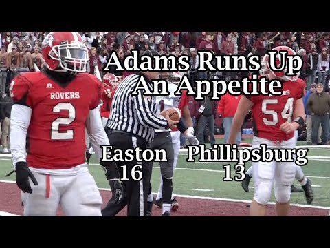 JSZ Report: Easton 16 Phillipsburg 13 | 113th Thanksgiving Rivalry Game