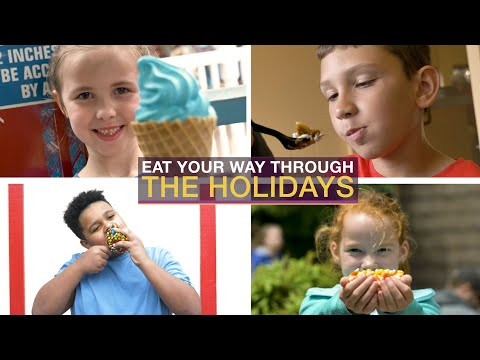 Travel: The Best Eats at Holiday World Theme Park – Travel Channel