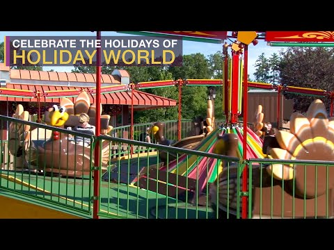 Travel: Celebrate the Holidays at Holiday World – Travel Channel