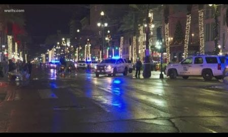 10 shot on Canal Street, 2 in critical condition