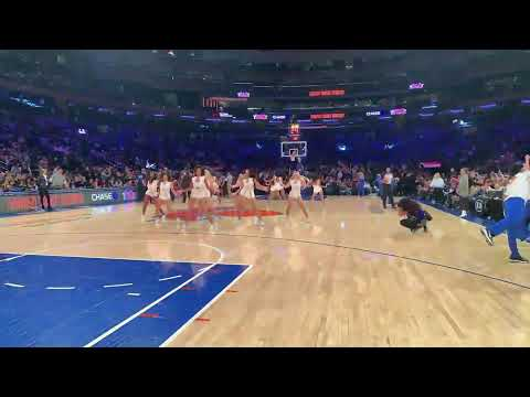 The Warmup: Knicks vs 76ers