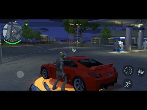 Play Game Mobile For Android, Ios – Gangstar New Orleans Open World