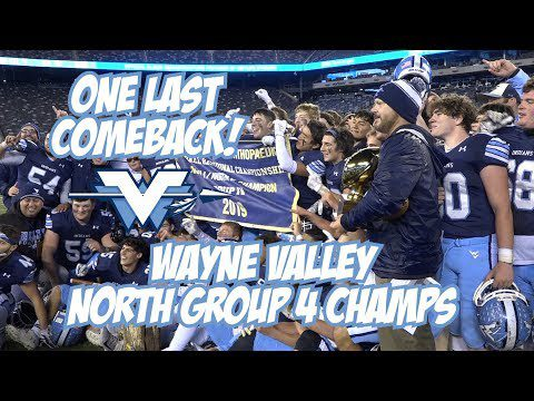 JSZ Report: Wayne Valley 21 Northern Highlands 17 | North Group 4 Regional Championship Highlights