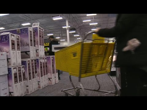 AP: Black Friday shoppers get an early start