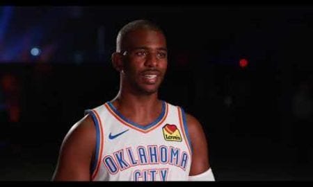 Thunder: One on one with Chris Paul