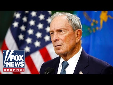 Fox News Report: Bloomberg preparing for possible 2020 bid: NY Times