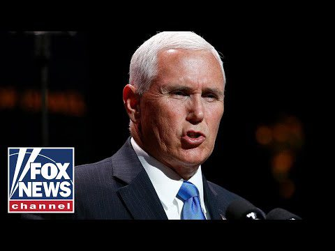 Fox News Report: Pence files Trump's paperwork for New Hampshire primary