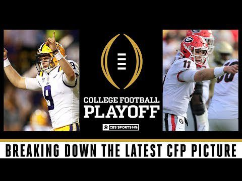 Potential for 2 SEC teams to make CFP | College Football Playoff | CBS Sports HQ