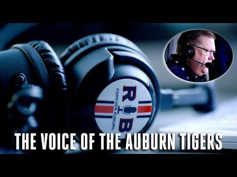 The Voice of the Auburn Tigers | CBS Sports