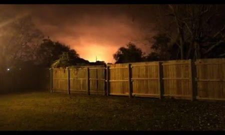 AP: Huge chemical plant explosion in East Texas