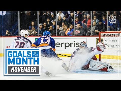 Filthiest Goals of November | 2019-20 NHL Season