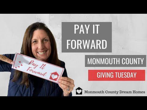 Pay It Forward {Monmouth County, New Jersey}