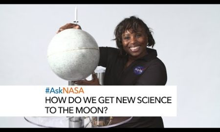 #AskNASA┃ How Do We Get New Science to the Moon?