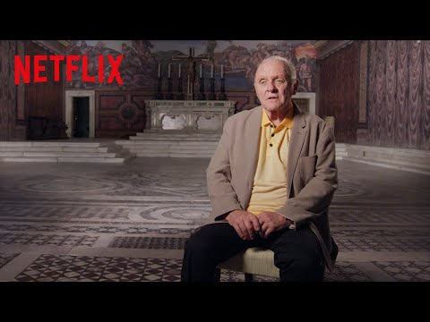 Entertainment: The Two Popes: Anthony Hopkins as Pope Benedict | Netflix