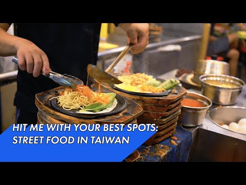Travel: Best Street Eats in Taiwan – Travel Channel