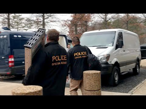 NJ.com Report: Federal agents cart away documents, computer from Edison office complex