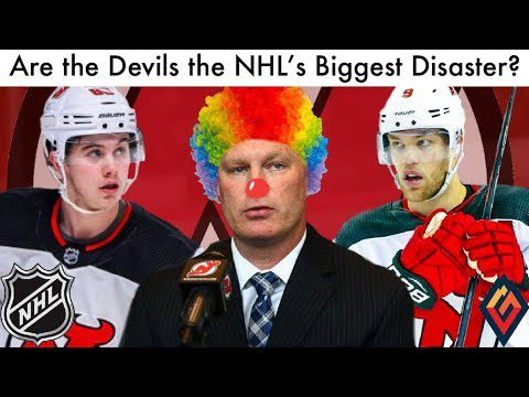 Are the Devils the BIGGEST Disaster In the NHL? (Hockey New Jersey & Hall/Hughes Rumors Talk 2019)