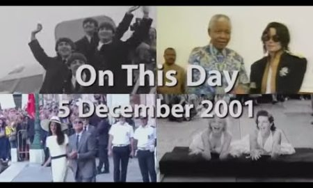 AP: On This Day: 5 December 2001