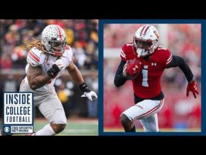#1 Ohio State at #8 Wisconsin Preview | Inside College Football