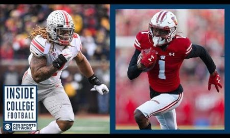 #1 Ohio State at #8 Wisconsin Preview   Inside College Football