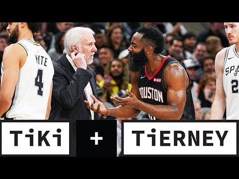 The Rockets Are Ridiculous Looking For NBA To Overturn Loss To Spurs   Tiki + Tierney