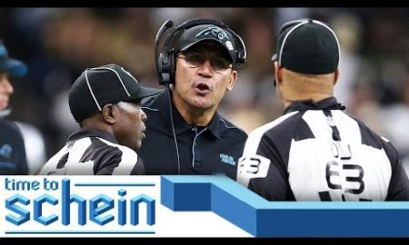 With Ron Rivera OUT the Panthers should move on from Cam Newton   Time to Schein
