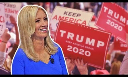 EXCLUSIVE: Trump 2020 National Press Sec. Kayleigh McEnany Details His Path To Re-Election