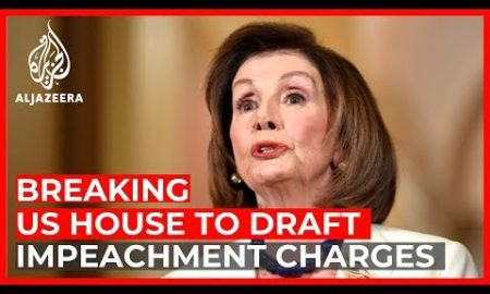 World News: US House to draft impeachment charges against Trump: Pelosi