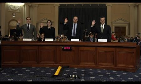 AP: Legal scholars weigh Trump impeachment charges