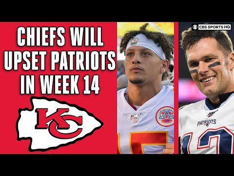 Tom Brady WILL OUTPLAY Patrick Mahomes, Chiefs Patriots Picks and Preview | CBS Sports HQ