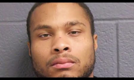 AP: Man charged in Detroit officer's killing