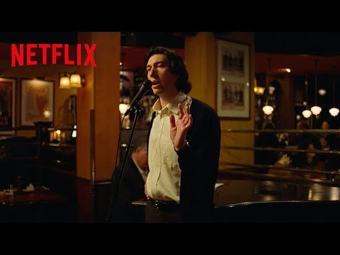 Entertainment: Adam Driver Sings Sondheim's 'Being Alive' In Marriage Story | Netflix