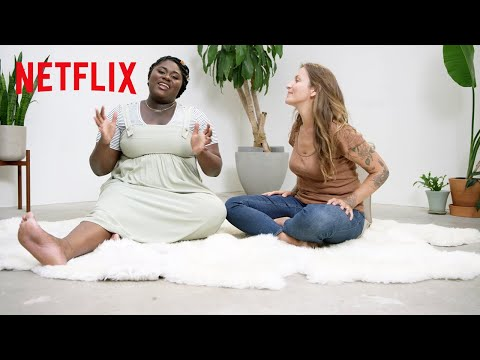 Entertainment: What's a Doula? Danielle Brooks Finds Out | A Little Bit Pregnant | Netflix Family