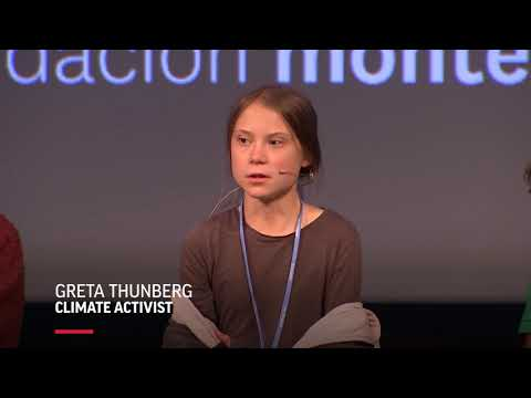 AP: Thunberg: World leaders can't hide from climate crisis