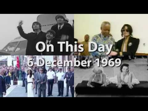 AP: On This Day 6 December 1969