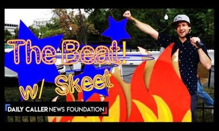 The Beat With Skeet (Stoner Crashes Climate Protest)