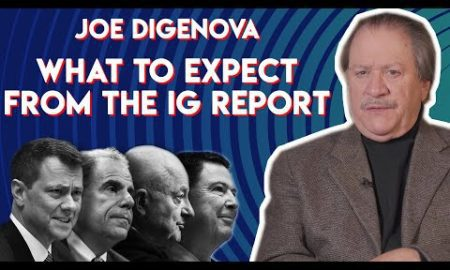 Joe diGenova: What To Expect From The Horowitz IG Report