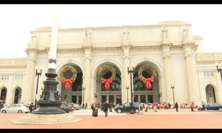 AP: Travelers in NY, DC positive amid holiday travel