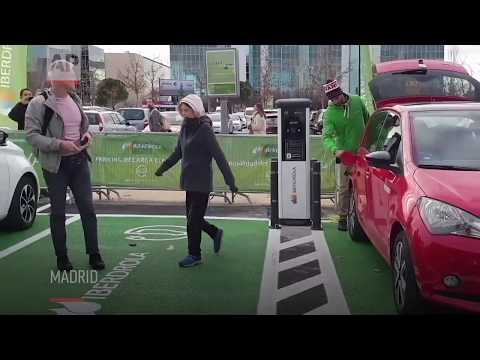 AP: Greta Thunberg arrives at climate summit by electric car