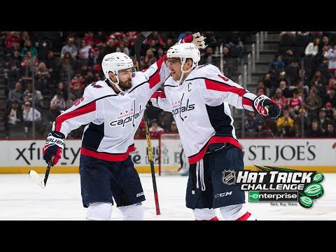 Ovechkin tallies 24th career hat trick