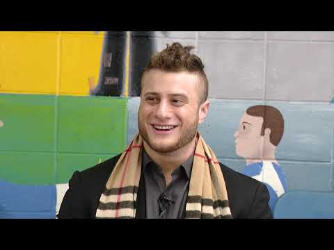 News 12 chats with AEW Superstar Maxwell Jacob Friedman